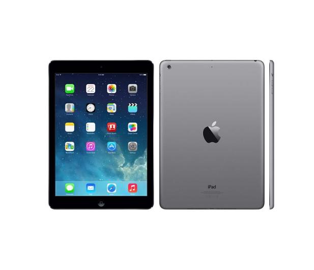 Apple iPad Air 16GB gwiezdna szarość - 161904 - zdjęcie