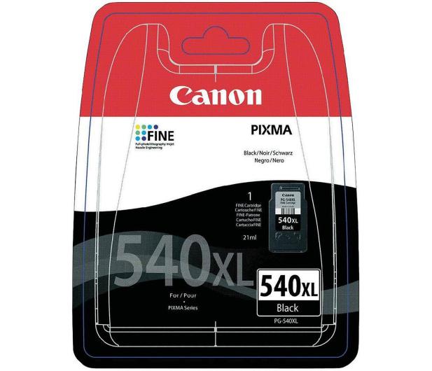 Canon PG-540XL black 600str. 5222B005 - 120453 - zdjęcie 3
