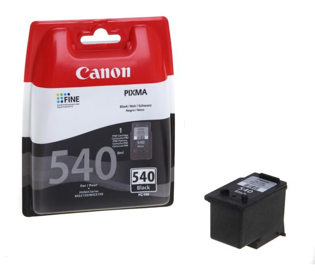 Canon PG-540 black 180 str. 5225B005 - 168103 - zdjęcie