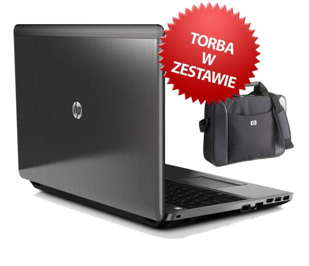 HP ProBook 4540s i5-2450M/4GB/750/DVD-RW/7HP64x+Torba - 121371 - zdjęcie