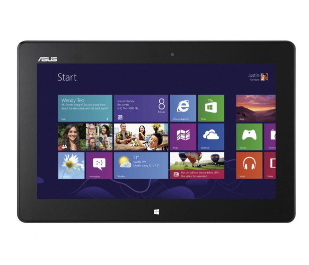 ASUS VivoTab Smart ME400CL Z2760/2GB/64/Win8 LTE czarny - 124814 - zdjęcie 2