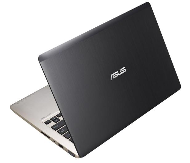ASUS VivoBook X202E-CT009H i3-3217U/4GB/500/Win8 czarny - 119995 - zdjęcie 3