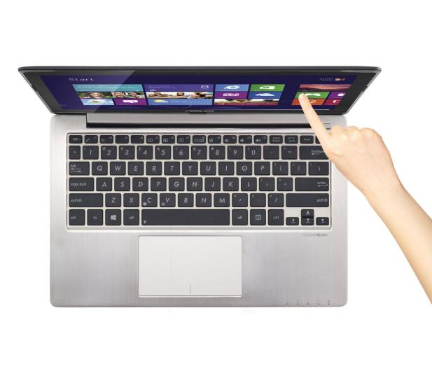 ASUS VivoBook X202E-CT009H i3-3217U/4GB/500/Win8 czarny - 119995 - zdjęcie 4