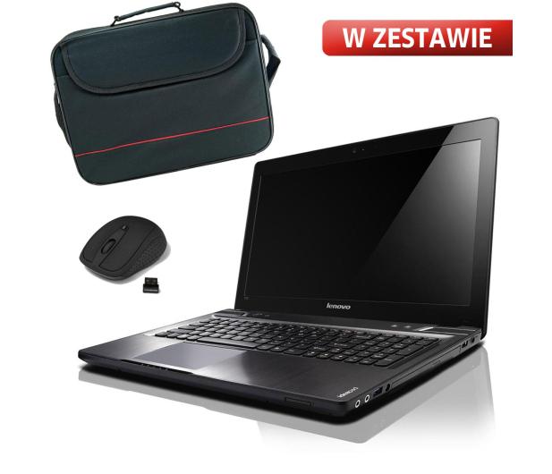 Lenovo Y580 i7-3630QM/8GB/1000/Win8 FullHD GTX660 +zestaw - 125287 - zdjęcie