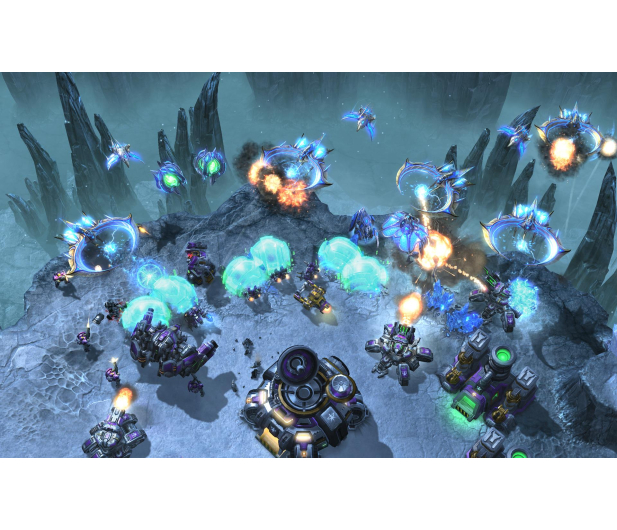 Blizzard Entertainment Starcraft II: Heart of the Swarm - 124745 - zdjęcie 3