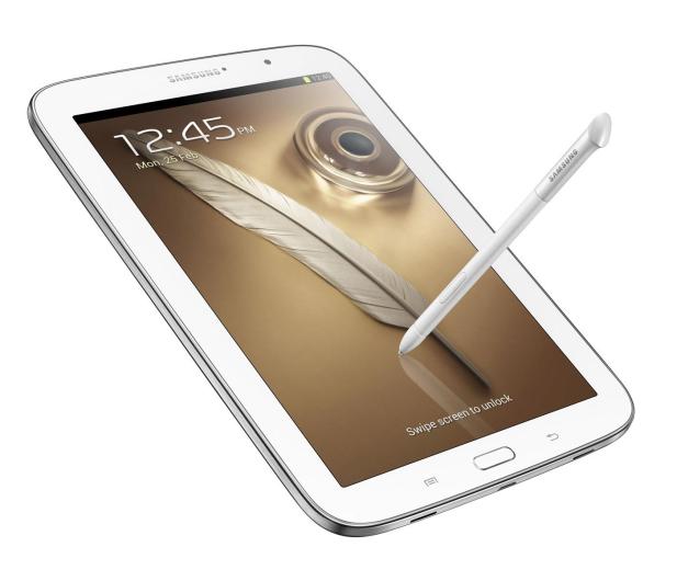 Samsung N5110 Galaxy Note A9/2048/16/Android 4.1.2 biały - 149637 - zdjęcie