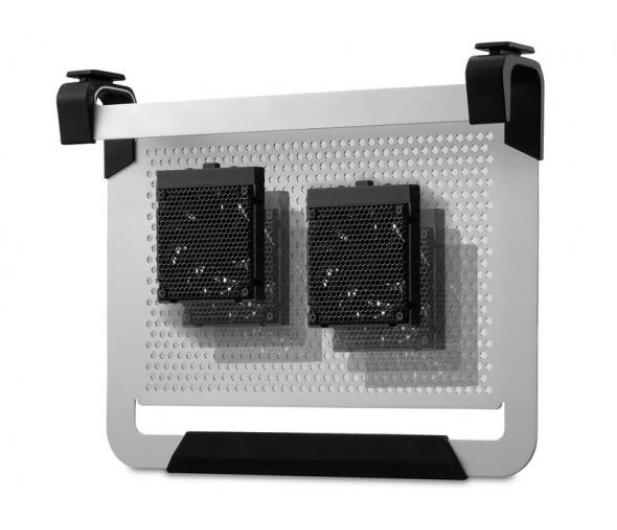 """Cooler Master Chłodząca NotePal U2 Plus (13 do 17,3""""; srebrna) - 149653 - zdjęcie 3"""