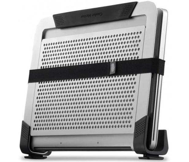 """Cooler Master Chłodząca NotePal U2 Plus (13 do 17,3""""; srebrna) - 149653 - zdjęcie 4"""