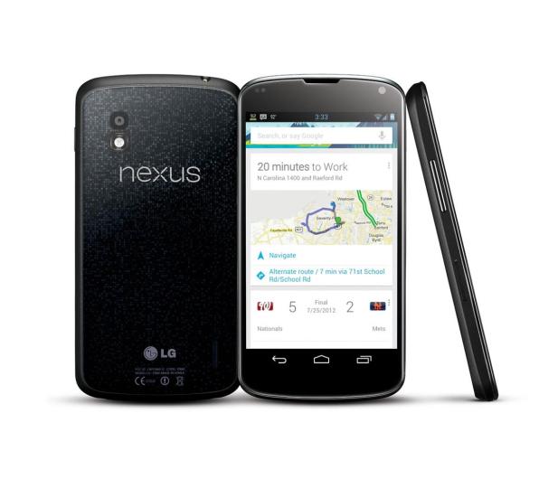 Lg Nexus 4 16gb E960 Czarny Smartfony I Telefony Sklep Komputerowy X Kom Pl