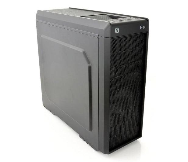 SilentiumPC Gladius M40 Pure Black - USB 3.0 - 149604 - zdjęcie