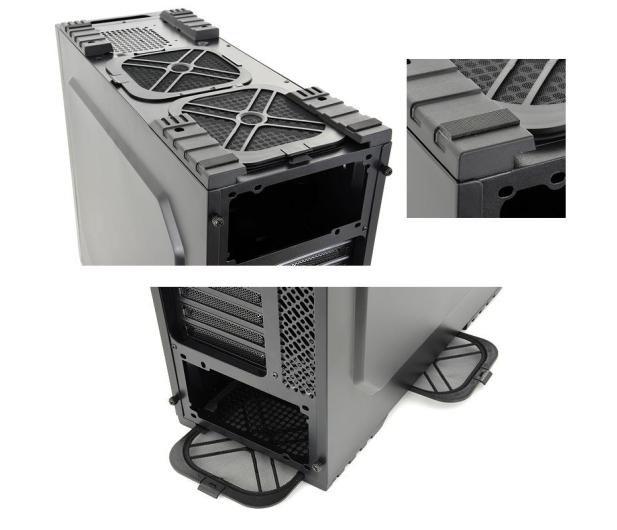 SilentiumPC Gladius M40 Pure Black - USB 3.0 - 149604 - zdjęcie 10