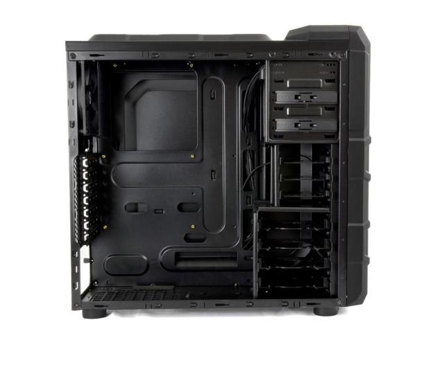 SilentiumPC Brutus M23 Pure Black BT-M23 - USB 3.0 - 149603 - zdjęcie 2
