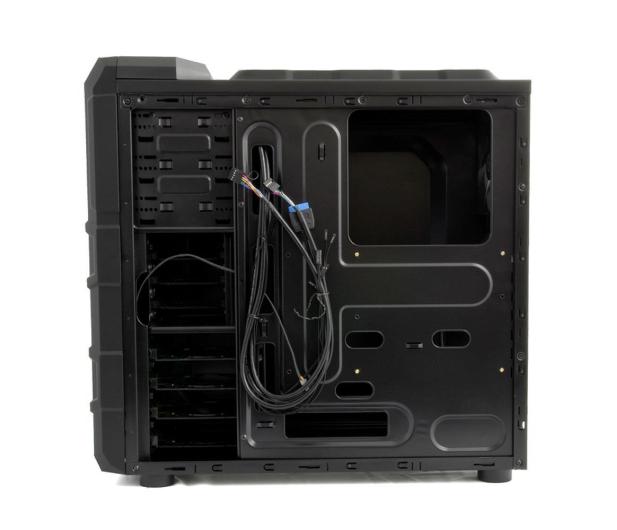 SilentiumPC Brutus M23 Pure Black BT-M23 - USB 3.0 - 149603 - zdjęcie 7