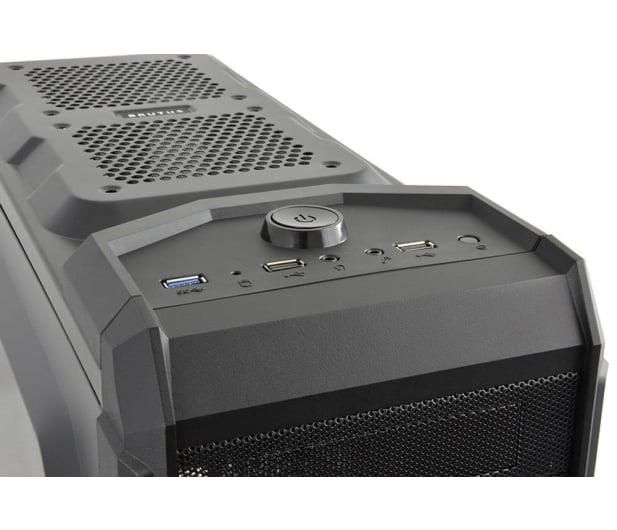 SilentiumPC Brutus M23 Pure Black BT-M23 - USB 3.0 - 149603 - zdjęcie 3