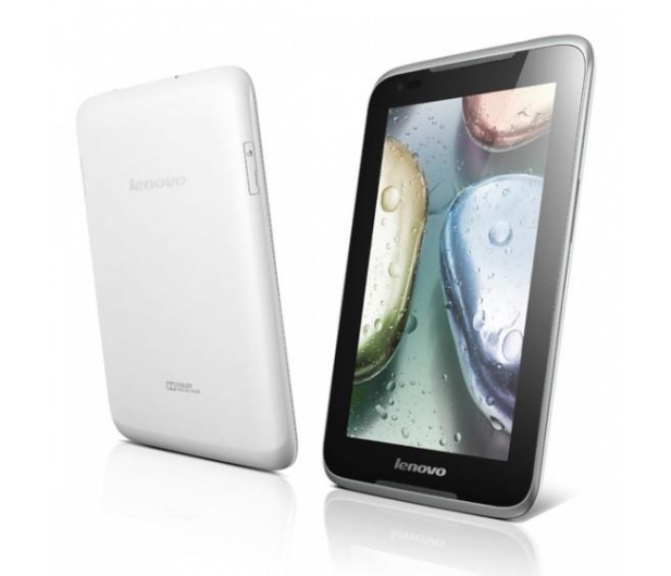 Lenovo A1000 A9/1024/16GB/Android 4.1 WiFi biały - 150303 - zdjęcie