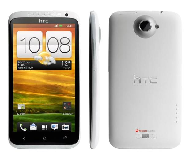 HTC One X biały - 78002 - zdjęcie 2