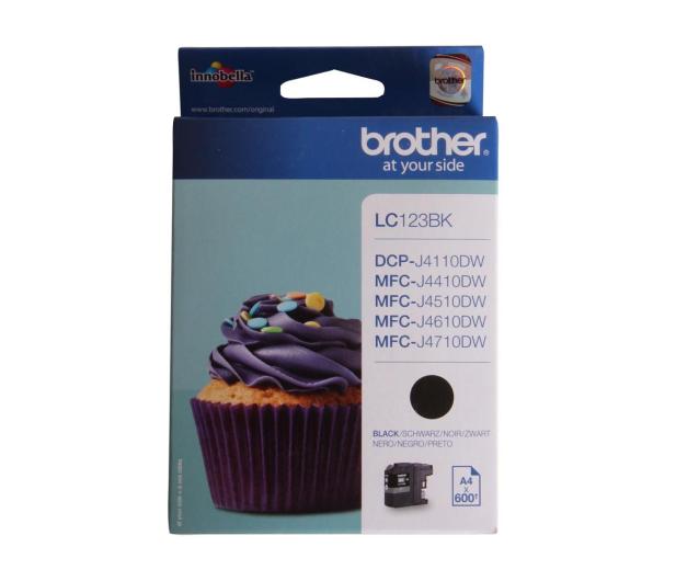 Brother LC123BK black 600str. - 125362 - zdjęcie 3
