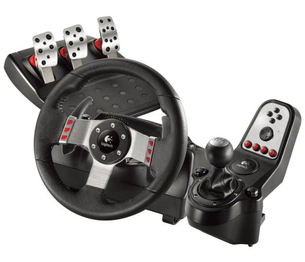 Logitech G27 Racing Wheel - 151629 - zdjęcie