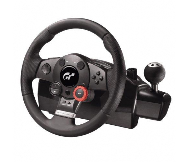 Logitech Driving Force GT - 151628 - zdjęcie 2