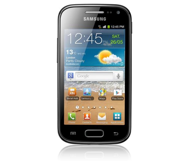 Samsung Galaxy Ace 2 I8160 czarny - 151122 - zdjęcie