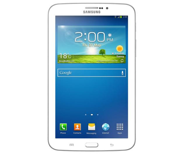 Samsung Galaxy Tab 3 T211 DC/1024MB/8/Android 4.1 3G biały - 152875 - zdjęcie