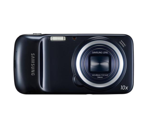 Samsung Galaxy S4 Zoom czarny - 153475 - zdjęcie