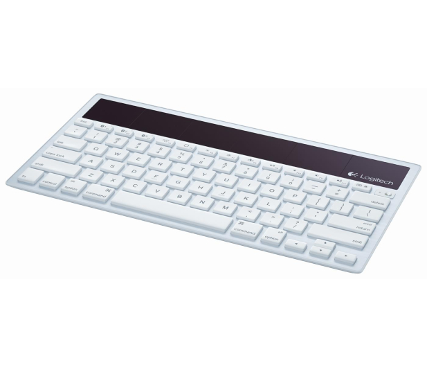 278d3cd4755 Logitech Wireless Solar Keyboard for Mac iPhone and iPad 6833409 ...