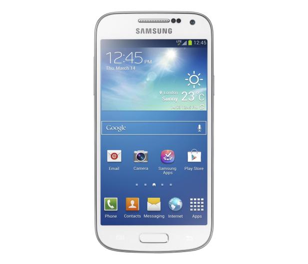 Samsung Galaxy S4 Mini I9195 biały - 152324 - zdjęcie