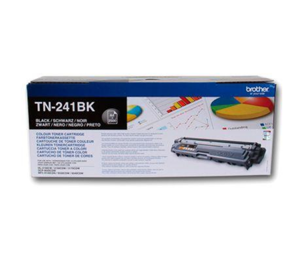 Brother TN241BK black 2500str. - 151203 - zdjęcie 2