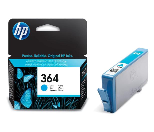 HP 364 cyan 300str. - 36660 - zdjęcie