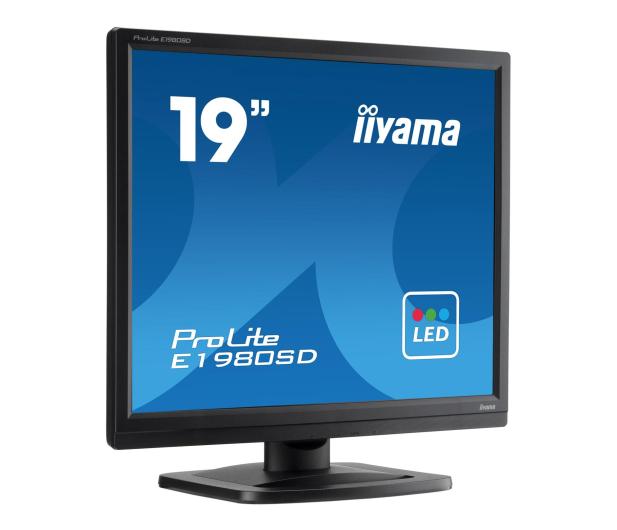iiyama E1980SD-B1 - 154763 - zdjęcie 4