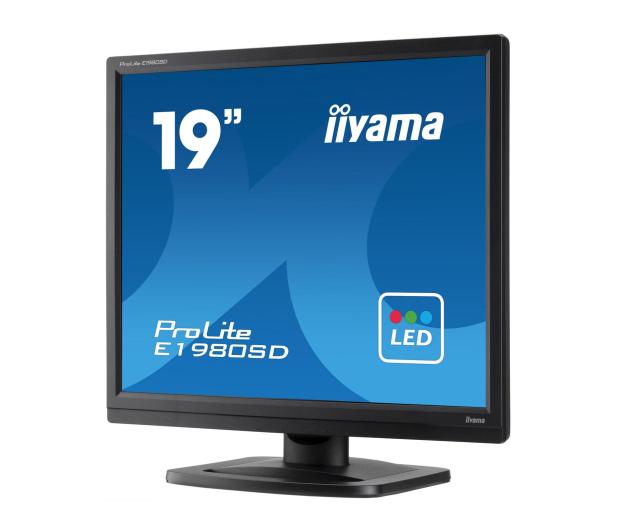 iiyama E1980SD-B1 - 154763 - zdjęcie 3
