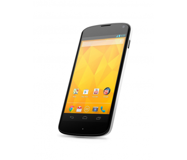 Lg Nexus 4 16gb E960 Bialy Smartfony I Telefony Sklep Komputerowy X Kom Pl