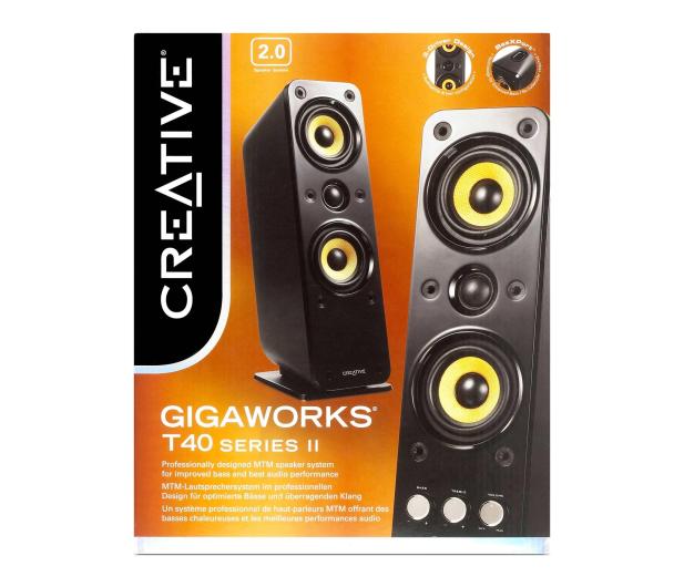 Creative 2.0 GigaWorks T40 II - 22713 - zdjęcie 3