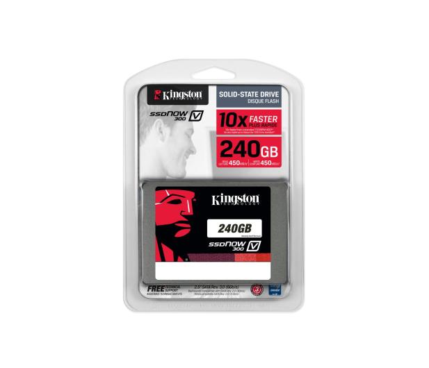 Kingston 240GB 2,5'' SATA SSD SV300S37A - 123003 - zdjęcie 3