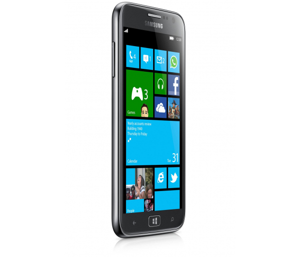 Samsung Ativ S I8750 Szary 32gb Microsdhc Smartfony I Telefony Sklep Komputerowy X Kom Pl
