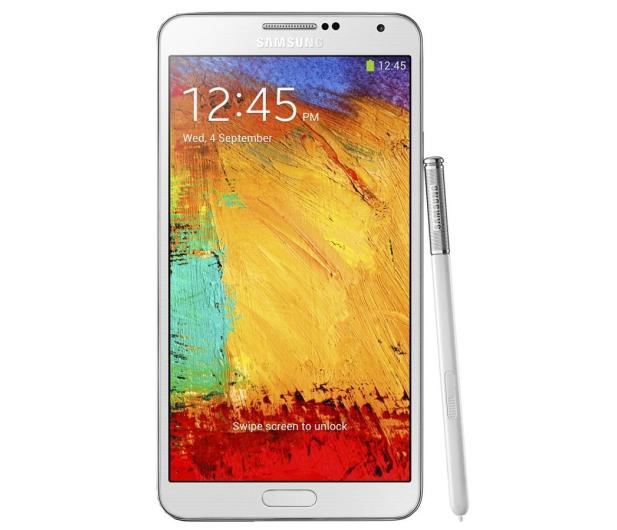 Samsung Galaxy Note 3 N9005 biały - 157741 - zdjęcie