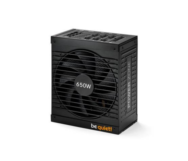 be quiet! Power Zone 650W 80 Plus Bronze - 156253 - zdjęcie 3