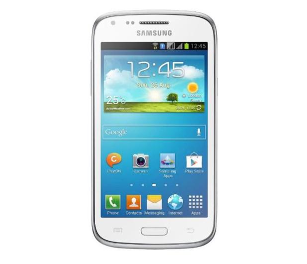 Samsung Galaxy Ace 3 S7275 Bialy Smartfony I Telefony Sklep Komputerowy X Kom Pl