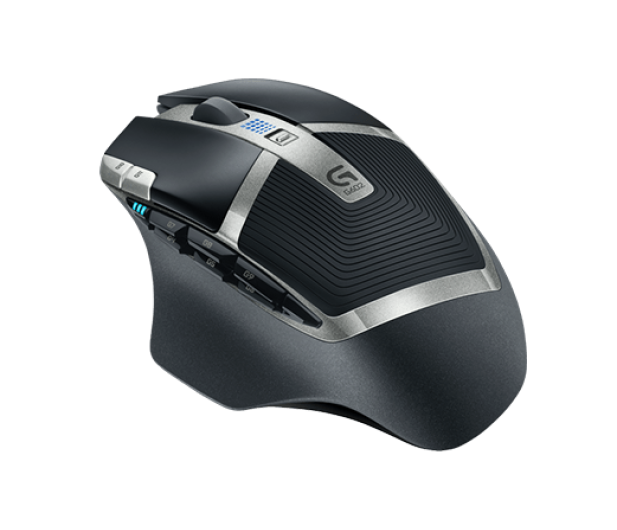 Logitech G602 Wireless Gaming Mouse - 159168 - zdjęcie 3