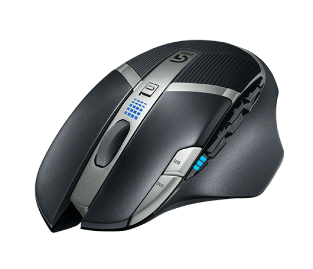 Logitech G602 Wireless Gaming Mouse - 159168 - zdjęcie 2