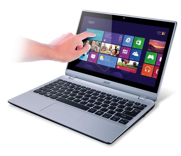 Acer V5-132P i3-3229Y/4GB/500/Win8 Dotykowy - 159127 - zdjęcie