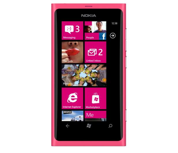 Nokia Lumia 800 Rozowy Smartfony I Telefony Sklep Komputerowy X Kom Pl