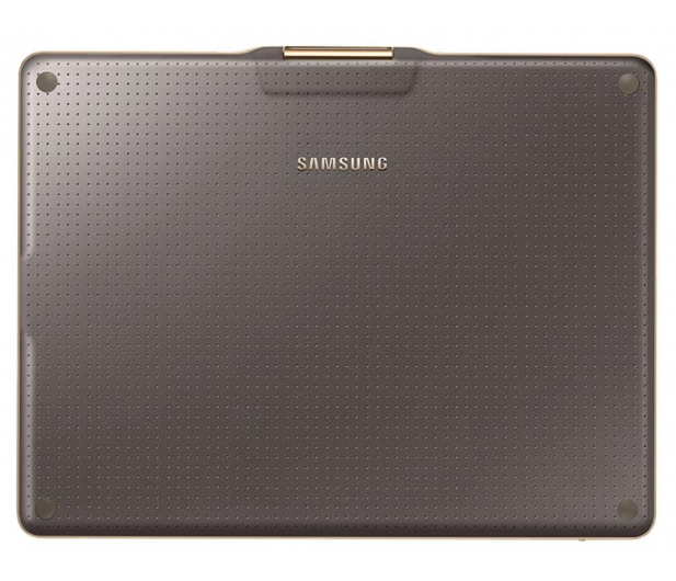 Samsung Klawiatura book cover Tab S 10.5 brązowa T800 T805 - 210994 - zdjęcie 3