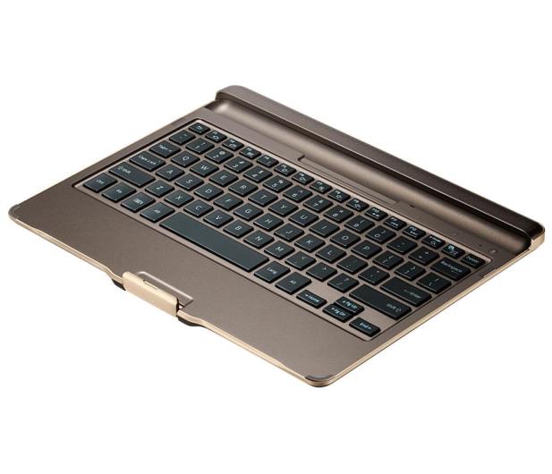Samsung Klawiatura book cover Tab S 10.5 brązowa T800 T805 - 210994 - zdjęcie