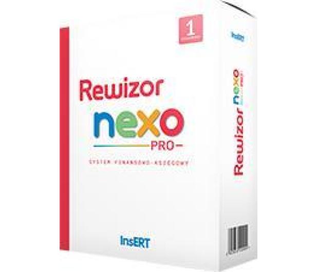 InsERT Rewizor nexo PRO (Księgowość i finanse) - 211893 - zdjęcie