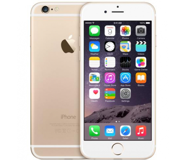 Apple iPhone 6 32GB Gold - 423811 - zdjęcie