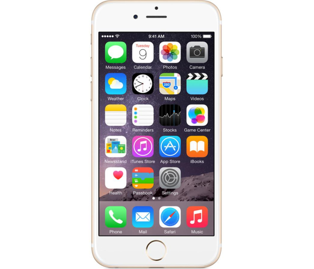 Apple iPhone 6 32GB Gold - 423811 - zdjęcie 2