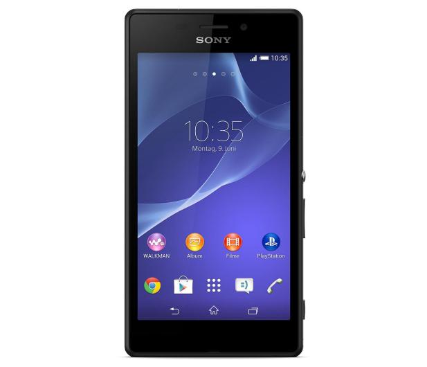 Sony Xperia M2 Aqua Czarny Smartfony I Telefony Sklep Komputerowy X Kom Pl
