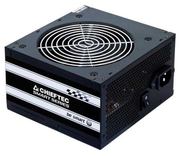 Chieftec GPS-600A8 600W 80 Plus - 157255 - zdjęcie